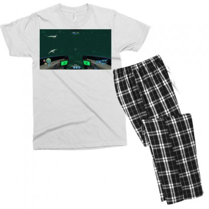 Seamoth Men's T-shirt Pajama Set Designed By Badprisoner05