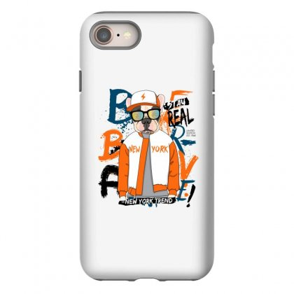 Dog Newyork Iphone 8 Case Designed By Disgus_thing