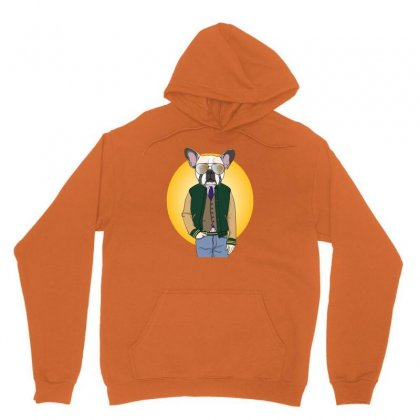Funny Dog Unisex Hoodie Designed By Disgus_thing