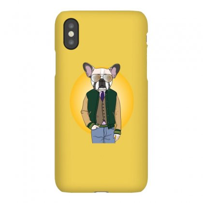 Funny Dog Iphonex Case Designed By Disgus_thing