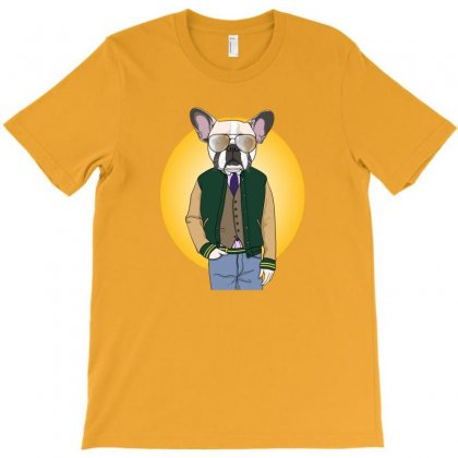Funny Dog T-shirt Designed By Disgus_thing
