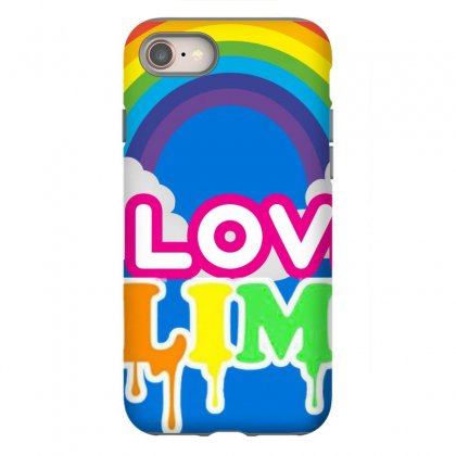 Just A Girl Who Loves Squishies And Slime Shirt Iphone 8 Case Designed By Abdo_fas7ion