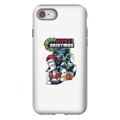 Hyper Hristmas Iphone 8 Case Designed By Disgus_thing