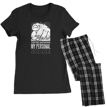 Personal Space Women's Pajamas Set Designed By Disgus_thing
