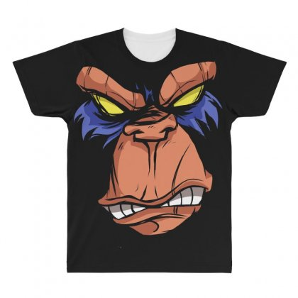 Ape All Over Men's T-shirt Designed By Disgus_thing