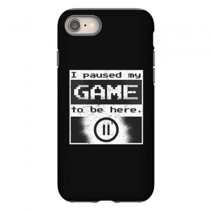 Gamer Iphone 8 Case Designed By Disgus_thing