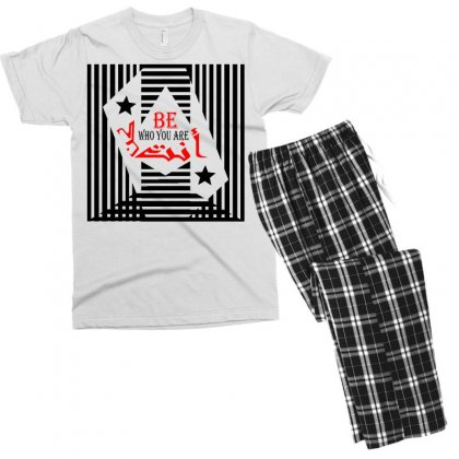 Soit Toi Men's T-shirt Pajama Set Designed By Nowlam