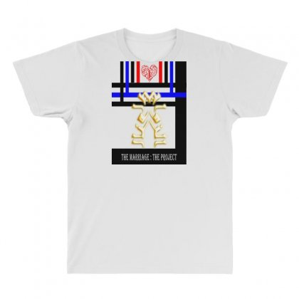 Mariage All Over Men's T-shirt Designed By Nowlam