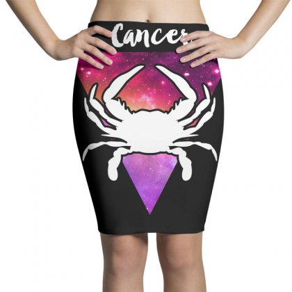 Cancer Zodiac Pencil Skirts Designed By Omer Acar