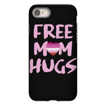 Free Mom Hug Bisexsual Iphone 8 Case Designed By Omer Acar