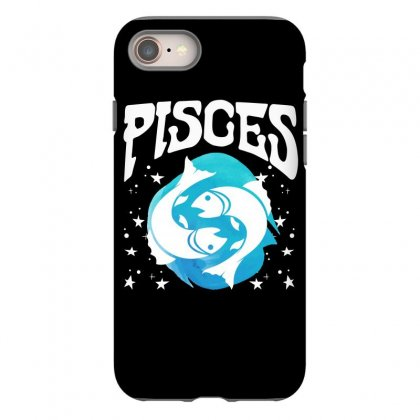 Pisces Zodiac Iphone 8 Case Designed By Omer Acar