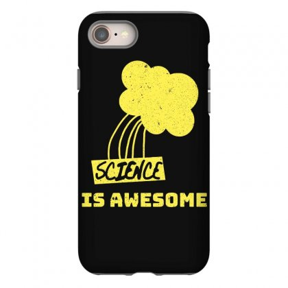 Science Is Awesome Iphone 8 Case Designed By Omer Acar
