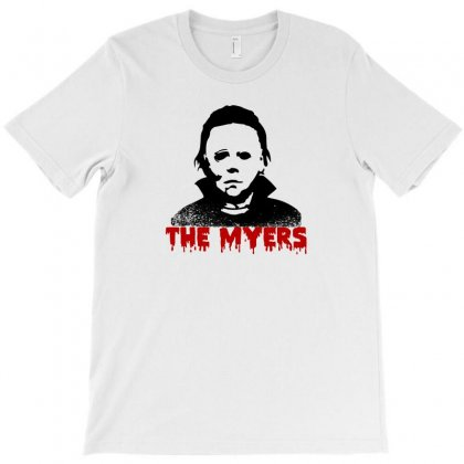 The Myers For Light T-shirt Designed By Hasret