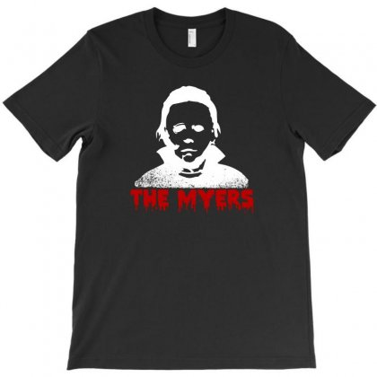 The Myers For Dark T-shirt Designed By Hasret