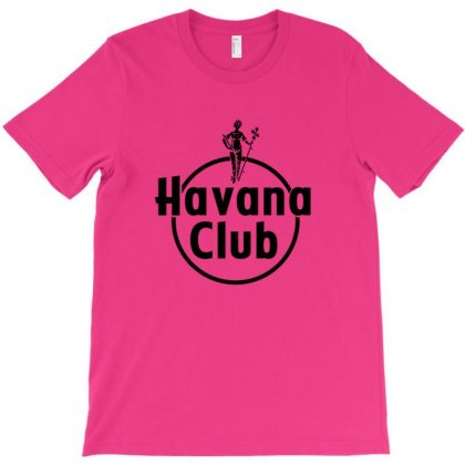 Havana Club Label T-shirt Designed By Coolmarcell