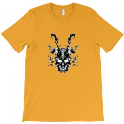 Imaginary Inkblot  Donnie Darko T-shirt Designed By Coolmarcell
