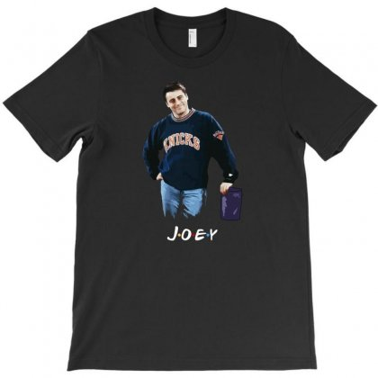 Friends Joey For Dark T-shirt Designed By Hasret