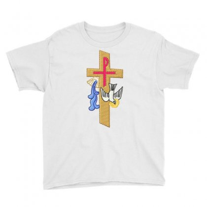 Baptism Youth Tee Designed By Sabriacar
