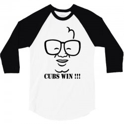 harry caray 3/4 Sleeve Shirt | Artistshot