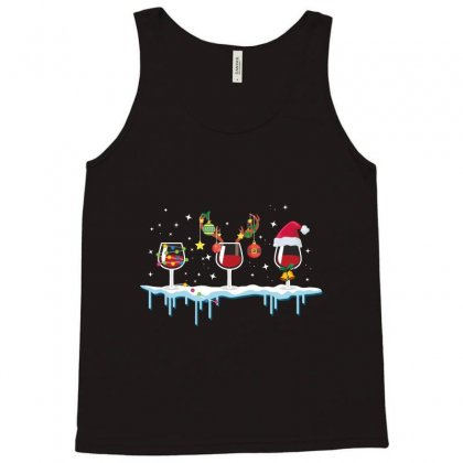Christmas Drink Tank Top Designed By Wizarts