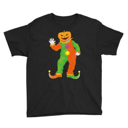Pumpkin Youth Tee Designed By Wizarts