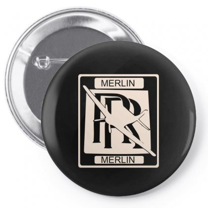 Strega Style Merlin Power Pin-back Button Designed By Teeshop