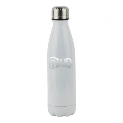 Study Rust On The Rose Stainless Steel Water Bottle Designed By Teeshop