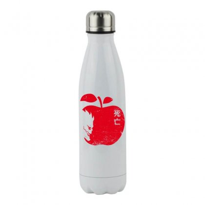 Deadly Addiction Stainless Steel Water Bottle Designed By Funtee