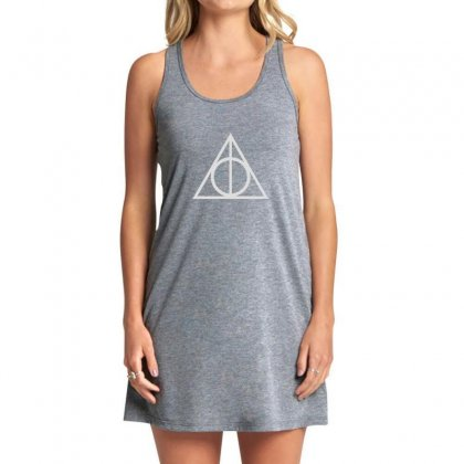Deathly Hallows Tank Dress Designed By Funtee