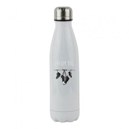 Dream Big Urban Style Stainless Steel Water Bottle Designed By Disgus_thing