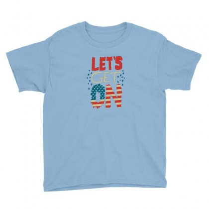 Usa Youth Tee Designed By Disgus_thing