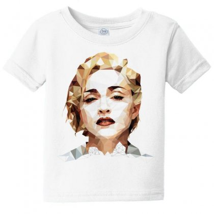 Madonna Baby Tee Designed By Vanitty