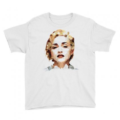 Madonna Youth Tee Designed By Vanitty