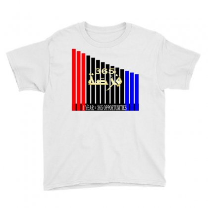 Opportunité Youth Tee Designed By Nowlam