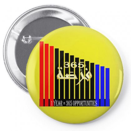 Opportunité Pin-back Button Designed By Nowlam