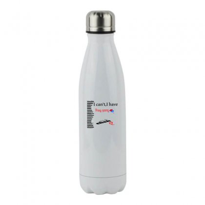 Ping Pong Stainless Steel Water Bottle Designed By Nowlam