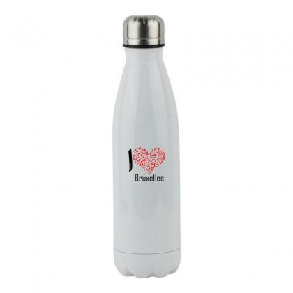 Bruxelles Stainless Steel Water Bottle Designed By Nowlam