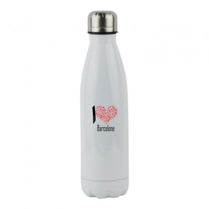 Barcelone Stainless Steel Water Bottle Designed By Nowlam