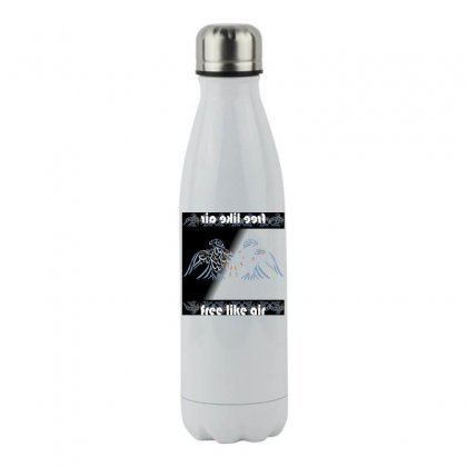 Libre Stainless Steel Water Bottle Designed By Nowlam