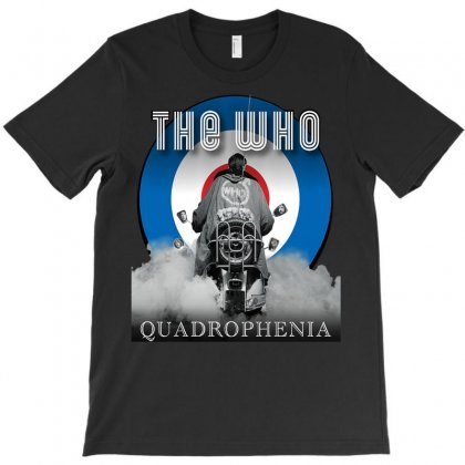The Who T-shirt Designed By Igun