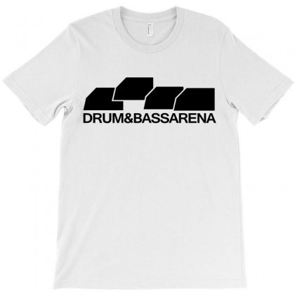 Drum And Bass Arena T-shirt Designed By Igun