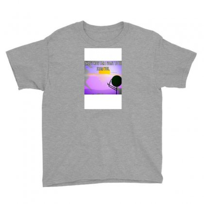 Distance Youth Tee Designed By Wisline