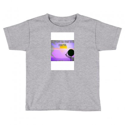 Distance Toddler T-shirt Designed By Wisline