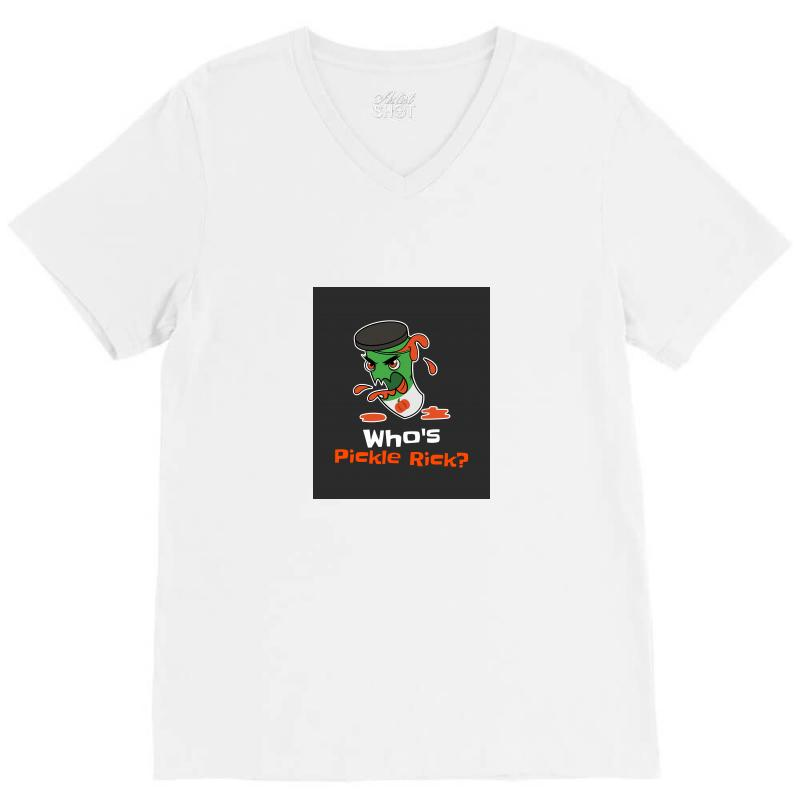 Black And White Bordered Fashion And Beauty Lifestyle And Hobbies T Sh V-neck Tee | Artistshot