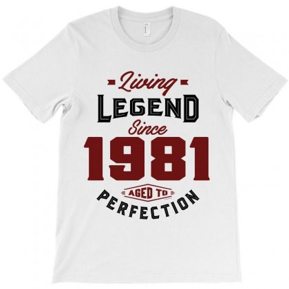 Since 1981 T-shirt Designed By Chris Ceconello