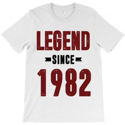 Since 1982 T-shirt Designed By Chris Ceconello