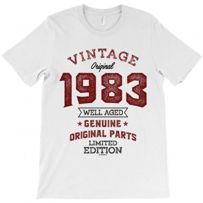 Since 1983 T-shirt Designed By Chris Ceconello