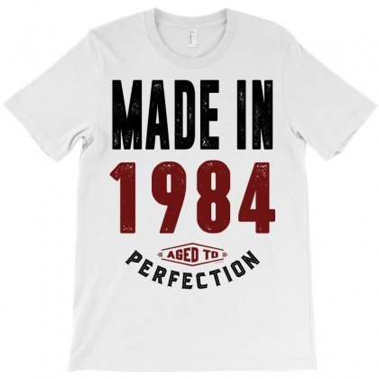 Made In 1984 T-shirt Designed By Chris Ceconello