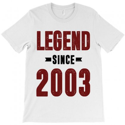 Since 2003 T-shirt Designed By Chris Ceconello