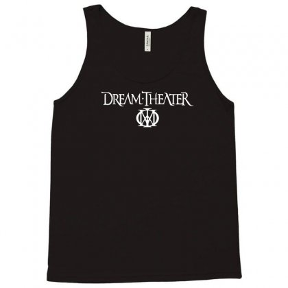 Dream Theater Tank Top Designed By Enjang